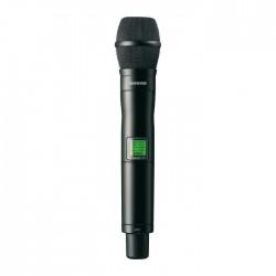 Shure - UR2/KSM9/BK Dahili Vericili KSM9 El Tipi Telsiz Mikrofon (Siyah)