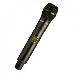 Shure - UR2/VP68 Dahili Vericili VP68 El Tipi Telsiz Mikrofon