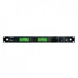 Shure - UR4D+ Çift Kanal Kablosuz Mikrofon Alıcısı