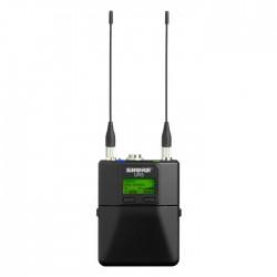 Shure - UR5 Taşınabilir Telsiz Mikrofon Alıcısı