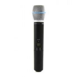 SLX2/BETA87A El Tipi Telsiz Mikrofon - Thumbnail