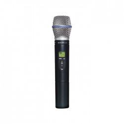 Shure - SLX2/BETA87C El Tipi Telsiz Mikrofon
