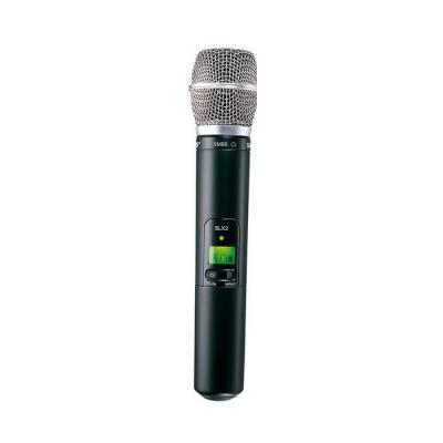 SLX2/SM86 El Telsiz Mikrofon