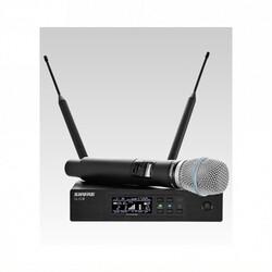 Shure - ULXD24E/B87A Kablosuz El Mikrofonu