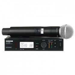 Shure - ULXD24E/SM58 Kablosuz El Mikrofonu
