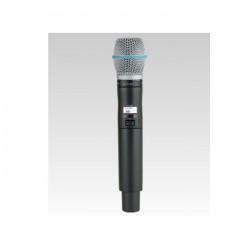 Shure - ULXD2/B87C Telsiz Mikrofon