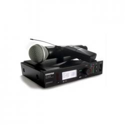 Shure - ULXD4E DUAL Kablosuz Alıcı