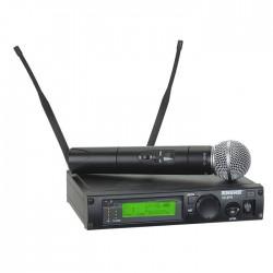 Shure - ULXP24/58 Kablosuz SM58 El Mikrofonu Sistemi