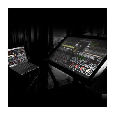 Emulator 42 inç 6 Dokunuşlu + Traktor Audio 2 Ses Kartı