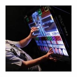 Emulator 42 inç Çift Dokunuşlu + Traktor Audio 2 Ses Kartı - Thumbnail