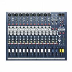 Soundcraft - Live EPM12 - 12 Kanal Deck Mikser