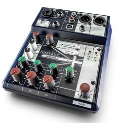 Soundcraft - Notepad 5 Channel Desktop Mixer with USB
