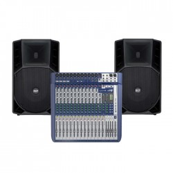 Soundcraft - Profesyonel Sistem