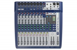 Soundcraft - Signature 12 Kanal Deck Mikser