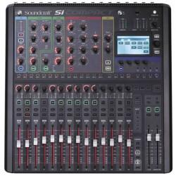 Soundcraft - Digital Live Si Compact 16 Kanal Dijital Mikser