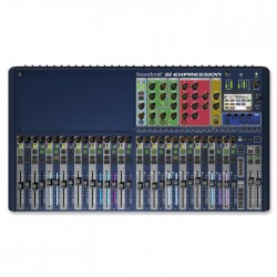Soundcraft - Digital Live Si Expression 3 Dijital Mikser