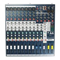 Soundcraft - EFX8 Kanal Efektli Deck Mikser