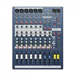 Soundcraft - Live EPM6 - 6 Kanal Deck Mikser