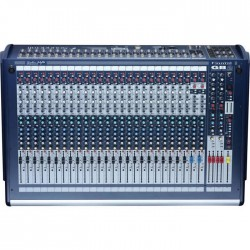 Soundcraft - Live GB2-24 24 Kanal Deck Mikser