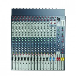 Soundcraft - Live GB2R 12 Kanal Deck Mikser