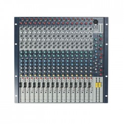 Soundcraft - Live GB2R 16 Kanal Deck Mikser
