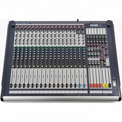 Soundcraft - Live GB4 16 Kanal Deck Mikser