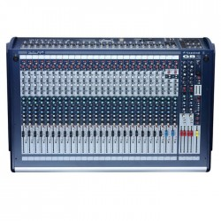 Soundcraft - Live GB4 24 Kanal Deck Mikser