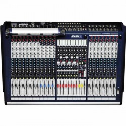 Soundcraft - Live GB8-24 24 Kanal Deck Mikser