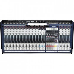 Soundcraft - Live GB8-48 48 Kanal Deck Mikser