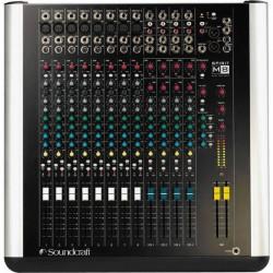 Soundcraft - Recording M8 Kayıt için Deck Mikser