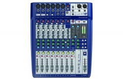 Soundcraft - Signature 10 Kanal Deck Mikser