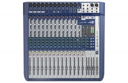 Soundcraft - Signature 16 Kanal Deck Mikser