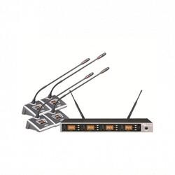 Ssp - K400/D1 4 Kanal UHF Kablosuz Konferans Sistemi