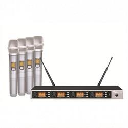 Ssp - K400/X1 4 Kanal UHF Kablosuz Konferans Sistemi