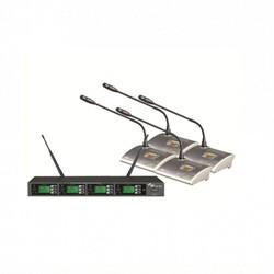 Ssp - K403/D3 4 Kanal UHF Kablosuz Konferans Sistemi