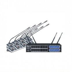 Ssp - K802/D1 8 Kanal UHF Kablosuz Konferans Sistemi