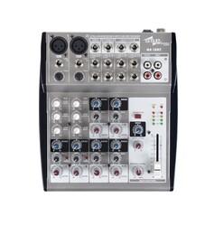 Ssp - MX1002 10 Kanal Kompakt Deck Mikser