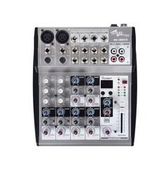 Ssp - MX1002FX 10 Kanal Efektli Kompakt Deck Mikser