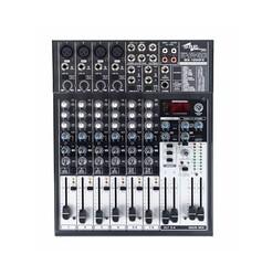 Ssp - MX1204FX 8 Kanal Efektli Kompakt Deck Mikser