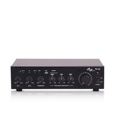 Ssp - PA-30 USBli 30 Watt Güç Amfisi