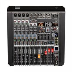 Ssp - PM 408L 8 Kanal 2x300W Amfili Deck Mikser
