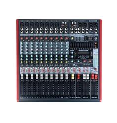 Ssp - UB120 Profesyonel 12 Kanal Efektli Stereo Mikser