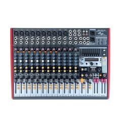 Ssp - UFX16 Profesyonel 16 Kanal Efektli Stereo Mikser