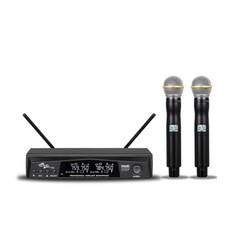 Ssp - WM602/33 Çift El Kablosuz Mikrofon Seti