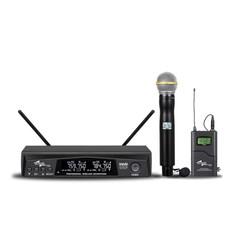 Ssp - WM602/3L El+Yaka Kablosuz Mikrofon Seti