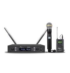 Ssp - WM802/3L El+Yaka Kablosuz Mikrofon Seti