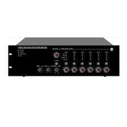 Sti - EMAR DVA6-240RT 6 Kanallı Anons Amplifikatörü