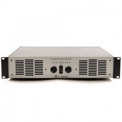 Sti - FA 601 İki Kanallı 2x530 Watt Stereo Güç Anfisi