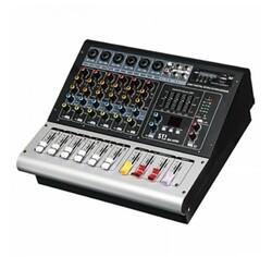 Sti - GY-60 (MA 6000) 2x250W 8 Kanal ve 6 Mono 1 Stereo Efektli Power Mikser