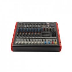 Sti - PM-108 8 Mono + 1 Stereo +2 Grup Power Mikser